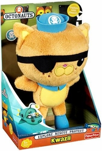 Fisher Price Octonauts 8 Inch Figure Kwazii