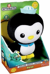 Fisher Price Octonauts 8 Inch Figure Peso