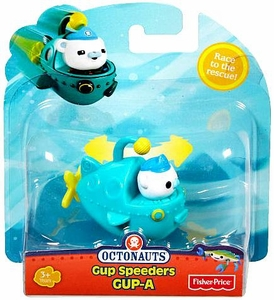 Fisher Price Octonauts Mini Gup Speeders GUP-A