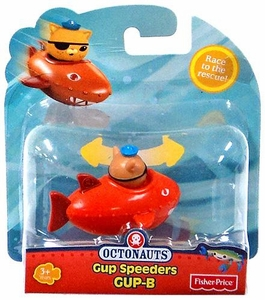 Fisher Price Octonauts Mini Gup Speeders GUP-B