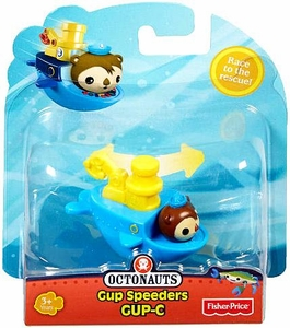 Fisher Price Octonauts Mini Gup Speeders GUP-C