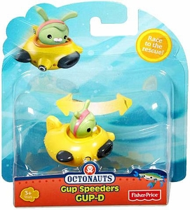 Fisher Price Octonauts Mini Gup Speeders GUP-D