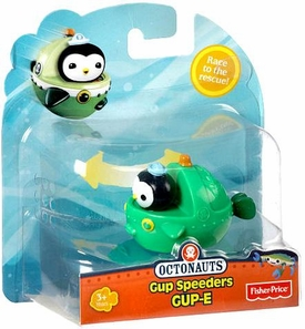 Fisher Price Octonauts Mini Gup Speeders GUP-E