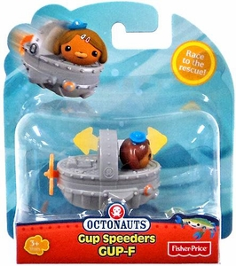 Fisher Price Octonauts Mini Gup Speeders GUP-F