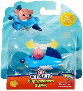Fisher Price Octonauts Mini Gup Speeders GUP-R