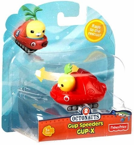 Fisher Price Octonauts Mini Gup Speeders GUP-X