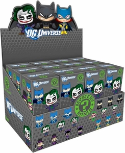 Funko DC Universe Mini Figure Mystery Box [24 Packs] New!