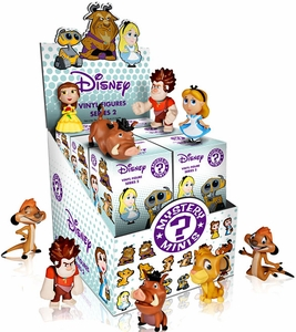 Funko Disney / Pixar Series 2 Mystery Mini Figure BOX [12 Packs] New!