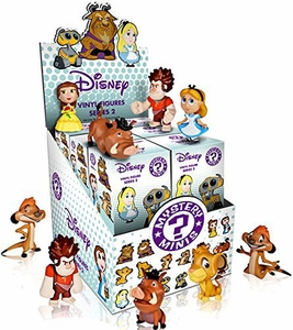Funko Disney / Pixar Series 2 Mini Figure Mystery BOX [12 Packs] {1 Full Set!} New!