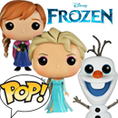 Disney Frozen Funko POPs! Are In!