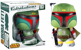 Funko Fabrikations Soft Sculpture Boba Fett New!