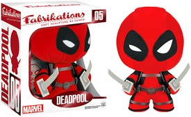 Funko Fabrikations Soft Sculpture Deadpool New!