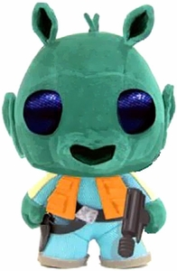 Funko Fabrikations Plush Figure Greedo Pre-Order ships September
