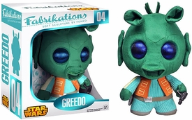 Funko Fabrikations Plush Figure Greedo Pre-Order ships October