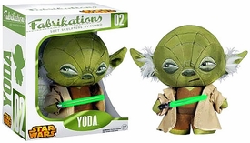 Funko Fabrikations Soft Sculpture Yoda New!
