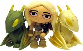 Funko Game of Thrones Mystery Mini Vinyl Figures Daenerys with Viserion & Rhaegal