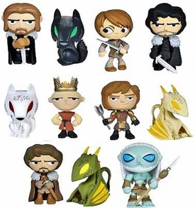 Funko Game of Thrones Set of 11 BASIC Mystery Mini Vinyl Figures New!
