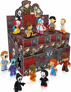 Funko Horror Mini Vinyl Figure Mystery Box [24 Packs]