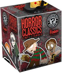 Funko Horror Mini Figure Mystery Pack