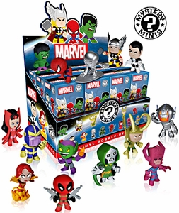 Funko Marvel Mini Figure Mystery Box [24 Packs]