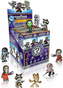 Funko Marvel Guardians of The Galaxy Mystery Mini Figure Box [12 Packs] {1 Full Set!} New!