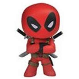 Funko Marvel Mystery Mini Figure Deadpool [Folded Arms]