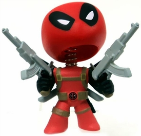 Funko Marvel Mystery Mini Figure Deadpool [Holding Guns Variant]
