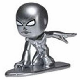 Funko Marvel Mystery Mini Figure Silver Surfer