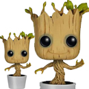 Dancing Baby Groot  Bobble Head!