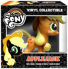 Funko My Little Pony Exclusive Vinyl Figure Applejack New!