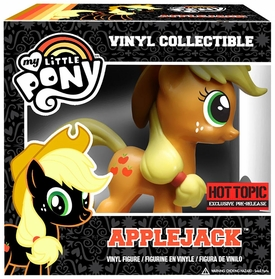 Funko My Little Pony Exclusive Vinyl Figure Applejack New Hot!