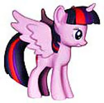 Funko My Little Pony MYSTERY MINI Series 2 Figure Princess Twilight Sparkle [Show Colors]