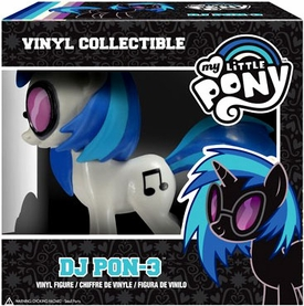 Funko My Little Pony Vinyl Figure DJ Pon-3