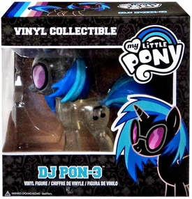 Funko My Little Pony Vinyl Figure DJ Pon-3 [Translucent Variant]