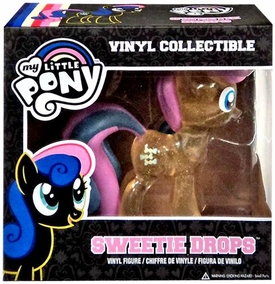 Funko My Little Pony Vinyl Figure Sweetie Drops [Translucent Variant]