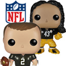 Kickoff Time: Funko POP! NFL Figures!
