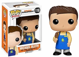 Funko POP! Arrested Development Vinyl Figure Michael Bluth [Banana Stand]