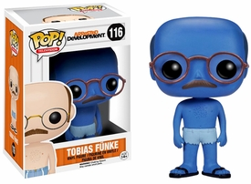 Funko POP! Arrested Development Vinyl Figure Tobias Funke [Blue Myself Chase]