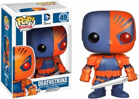 Funko POP! DC Universe Heroes Exclusive Vinyl Figure Deathstroke Pre-Order ships October