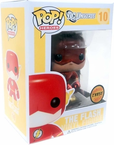 Funko POP! DC Universe Heroes Vinyl Figure Flash [Chase]