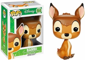 Funko POP! Disney Bambi Vinyl Figure Bambi New!