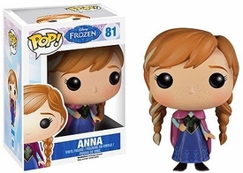 Funko POP! Disney Frozen Vinyl Figure Anna Hot! Pre-Order ships September