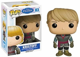 Funko POP! Disney Frozen Vinyl Figure Kristoff New!