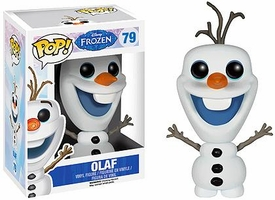 Funko POP! Disney Frozen Vinyl Figure Olaf Hot! Pre-Order ships September