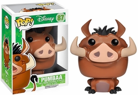 Funko POP! Disney Lion King Vinyl Figure Pumbaa Pre-Order ships January
