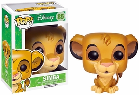 Funko POP! Disney Lion King Vinyl Figure Simba New!