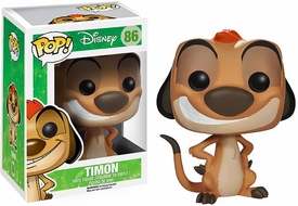 Funko POP! Disney Lion King Vinyl Figure Timon Pre-Order ships August