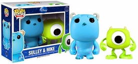 Funko POP! Disney Mini Figure 2-Pack Sulley & Mike New!