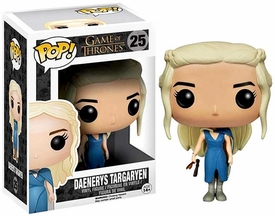 Funko POP! Game Of Thrones Vinyl Figure Daenerys Targaryen [Blue Dress] Pre-Order ships October
