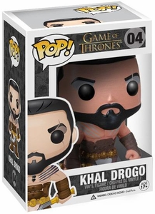 Funko POP! Game Of Thrones Vinyl Figure Khal Drogo